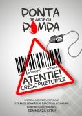 """Miting de amploare al PMP, în Capitală: """"Ponta te arde cu pompa!"""""""