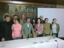 Intalnire cu reprezentanti ai administratiei locale din Republica Moldova