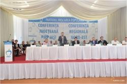 Conferinta judetena de alegeri PMP Iasi, 14 iunie