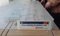 Intrevedere cu ministrul Sanatatii, pe tema Spitalului Regional de Urgente Iasi