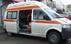 Substaţie de ambulanţă pe amplasamentul autogării de la Moara de Foc