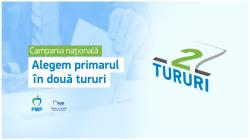 """PMP demarează campania """"Alegem primarul în două tururi"""""""