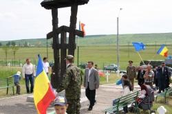 Ziua Eroilor si Martirilor Neamului Romanesc la Letcani - 13 mai 2010