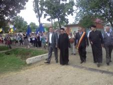 Ziua Eroilor si Martirilor Neamului Romanesc la Voinesti