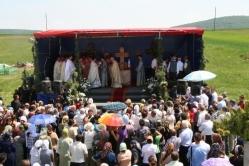 Sfintirea Bisericii din satul Moara Ciornei, Comuna Tibana