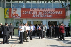 Consiliul de Coordonare Judetean al PDL Iasi