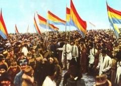 1 decembrie - Ziua Nationala a Romaniei. La multi ani romani! La multi ani Romania!