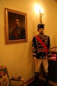Donatie replica uniforma domnitorului Al.I.Cuza la Muzeul Unirii din Iasi