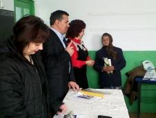 Campanie de promovare a legii impotriva violentei in familie in comuna Prisacani