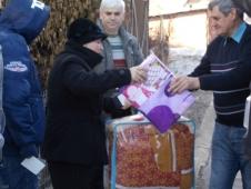 Ajutoare pentru familiile afectate de explozia din Dancu