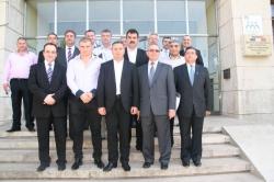Deputatul Petru Movila si-a inscris dosarul de candidat la functia de presedinte al Consiliului Judetean Iasi